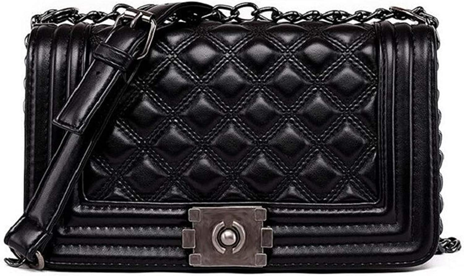 Diamond Lattice Women Bag...