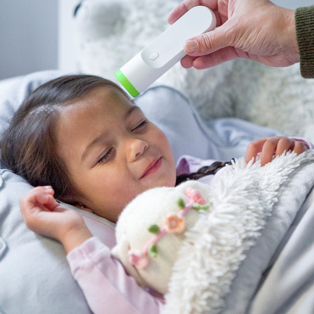 Smart Temporal Thermometer Old Version Withings Toddler and Adults Infant Thermo Suitable for Baby