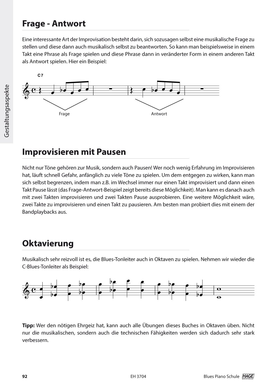 Blues Piano Schule mit 2 CDs: Der perfekte Einstieg in die Welt des Blues:  Amazon.de: Michael Gundlach: Bücher