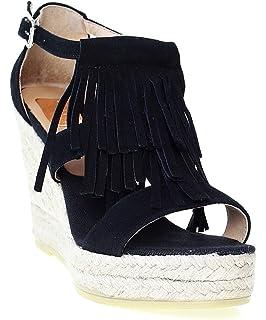Espadrilles Noir Sacs Chaussures Kanna Et 39 Eu Femme Nimes 5xq7B