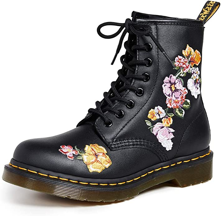 Dr. Martens Women's 1460 Vonda II Ankle Boots, Black (Black Softy T 001), 9  UK (43 EU): Amazon.co.uk: Shoes & Bags