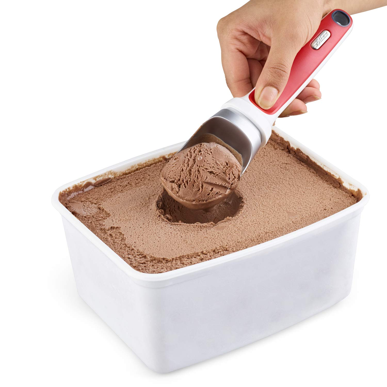 Cazo para helado color rojo Zyliss E980128