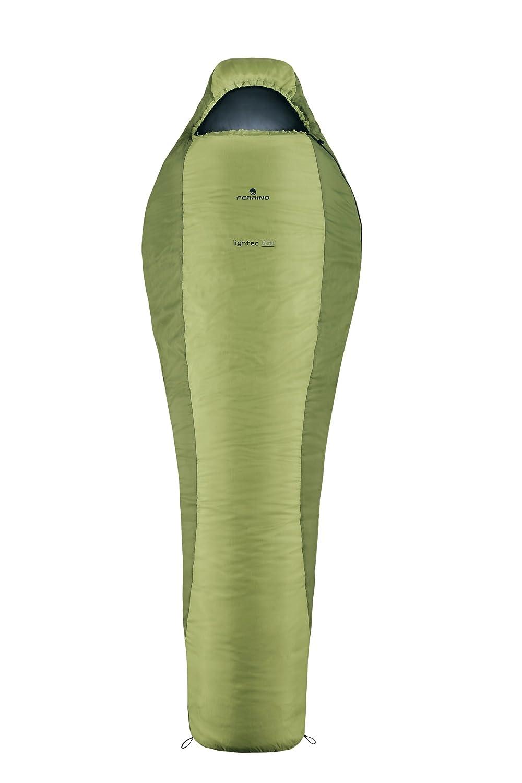 Ferrino Saco de Dormir lightec 950 (Verde): Amazon.es: Deportes y aire libre