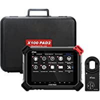 XTOOL X100 Pad2 Pro with KC100 Key Programmer Engine/EPB/TPS/Oil Rest Full System OBDII Diagnostic Tool Work for VW 4th and 5th Immo