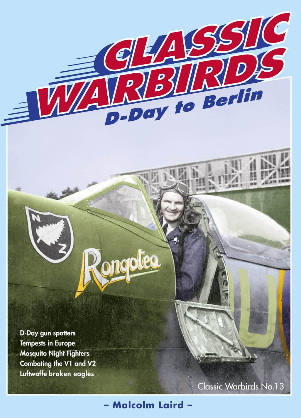 Download From D-Day to Berlin (Classic Warbirds) ebook