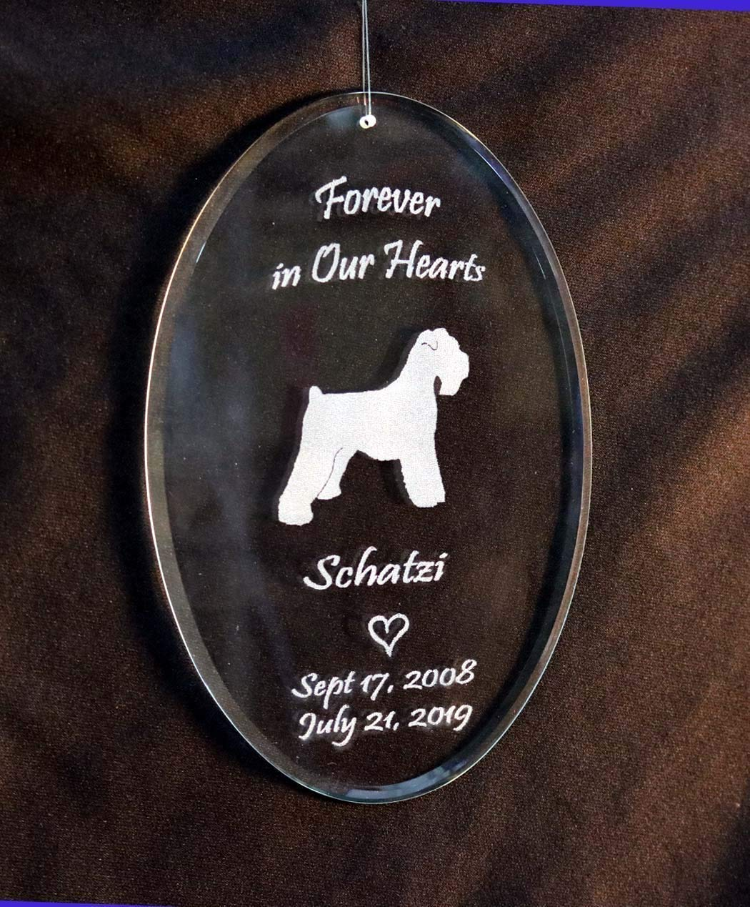 Personalized Dog face Stained glass suncatcher Dog lover gift Puppy from photo Dog ornaments Custom dog suncatcher Pet memorial Handmade