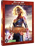 Captain Marvel: 3D and 2D Blu-ray combo [Region-Free]