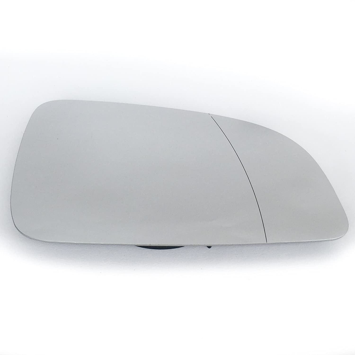 Sylgab VaAs/_0804/_RHt/_W1151 Right Side Wing Door Mirror Glass Heated with Plastic Holder