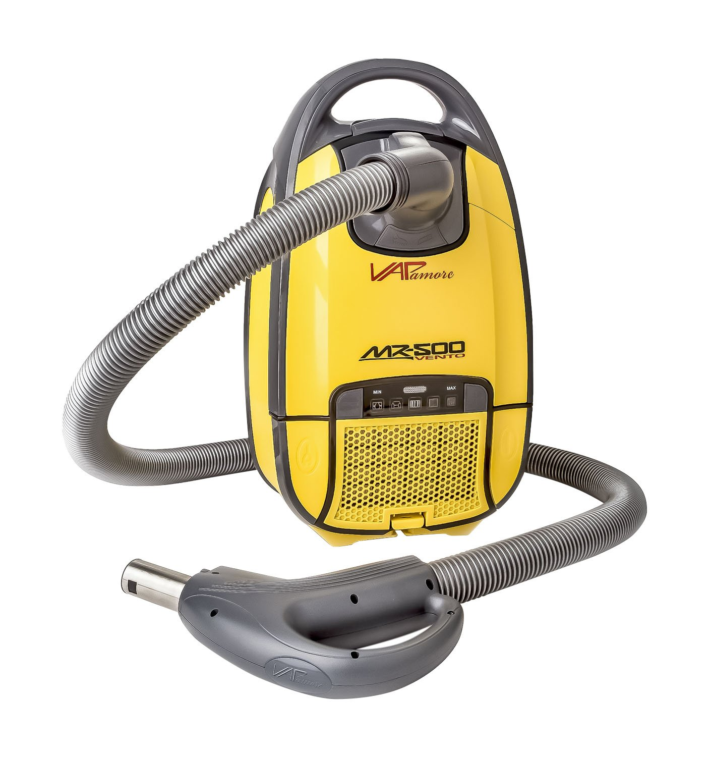 Vapamore MR-500 Vento Canister Vacuum - Corded