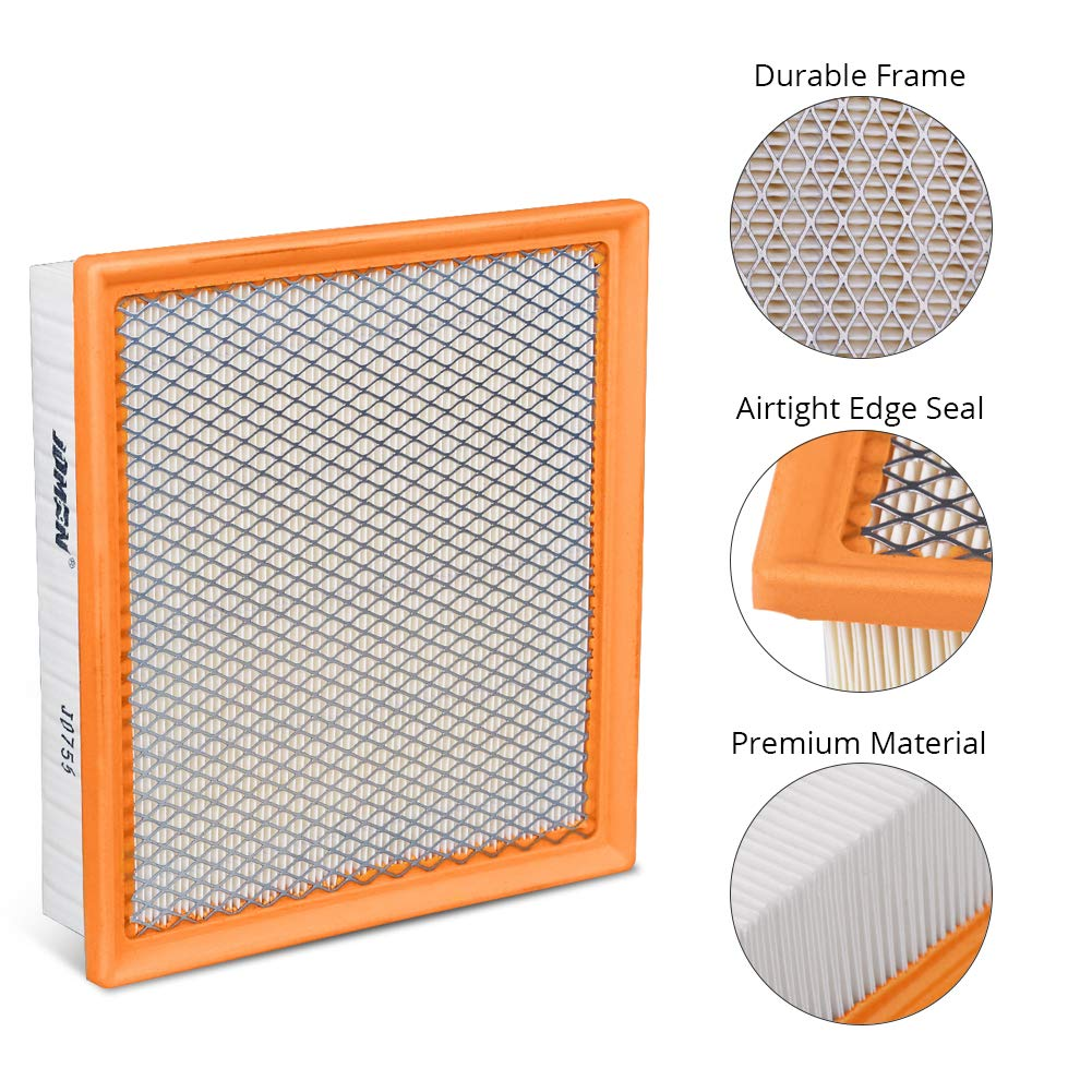 Air Filters Air Filters & Accessories Highlander, 2013-2018 Camry ...
