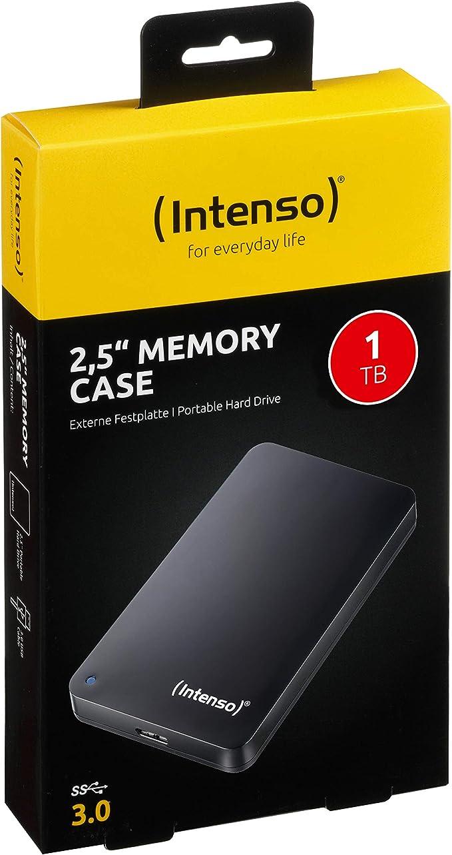 Intenso Memory Case 1 Tb Externe Festplatte 2 5 Zoll Computer Zubehör