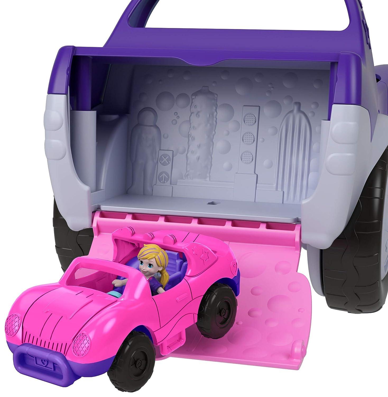 Polly Pocket Adventure  S.U.V. Mattel FWY26 Secret Utility Vehicle