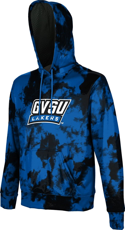ProSphere Grand Valley State University Mens Pullover Hoodie Grunge School Spirit Sweatshirt
