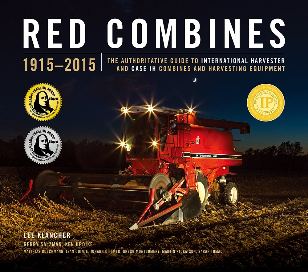 Red Combines 1915-2015: The Authoritative Guide to International Harvester and Case IH Combines and Harvesting Equipment by Octane Press LLC (Image #1)