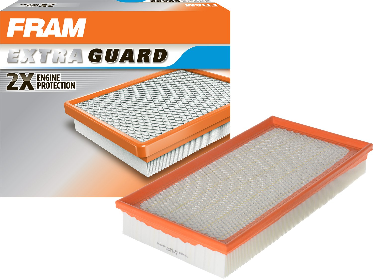 Fram CA8602 Extra Guard Flexible Panel Air Filter Fram Filters FFCA8602