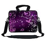 Meffort Inc 11.6 Inch Neoprene Laptop Bag with