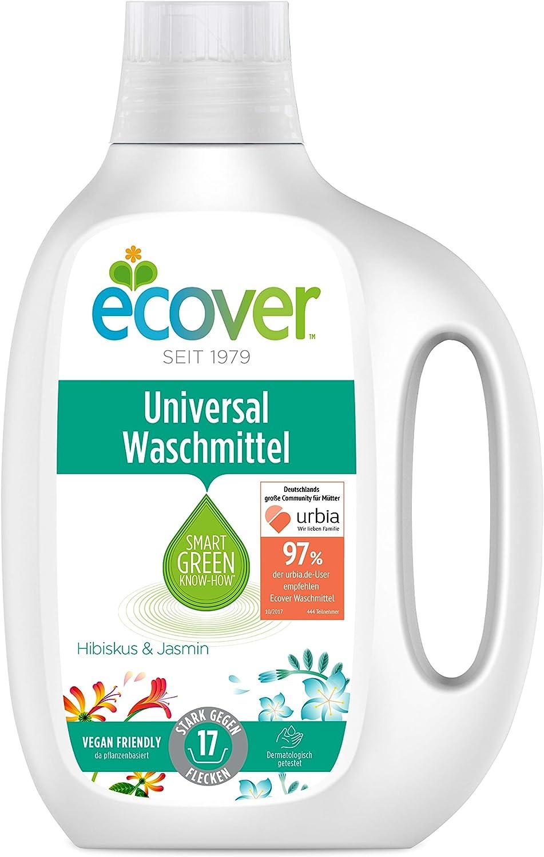 Ecover universal Detergente concentrado Hibisco & Jasmin, 850 ml ...
