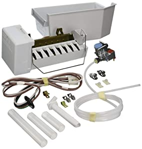 Express Parts refrigerator Icemaker Replacement for Whirlpool WPW10715708