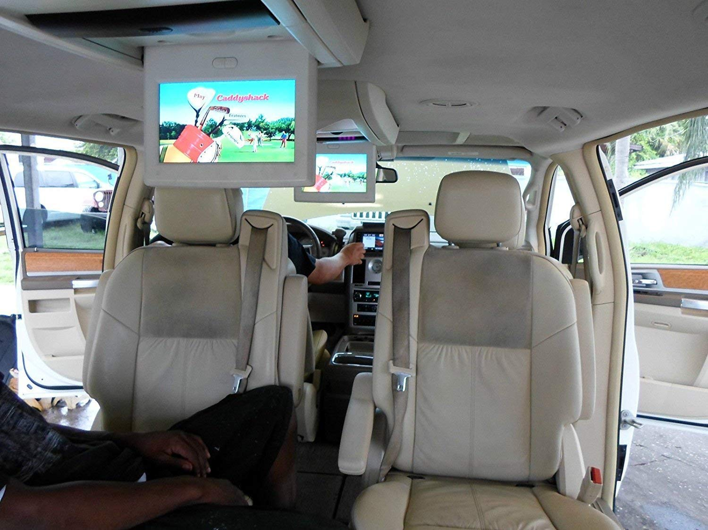 Noa Store VES Monitor Repair for Dodge Caravan Chrysler Town Country on