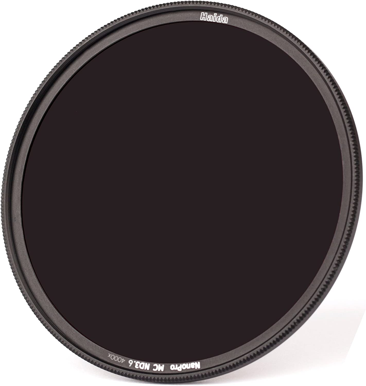 Haida NanoPro 52mm MC ND4000 Filter ND 3.6 4000x 12 Stop Neutral Density HD3296-52
