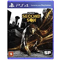 Infamous Second Son - Padrão - PlayStation 4