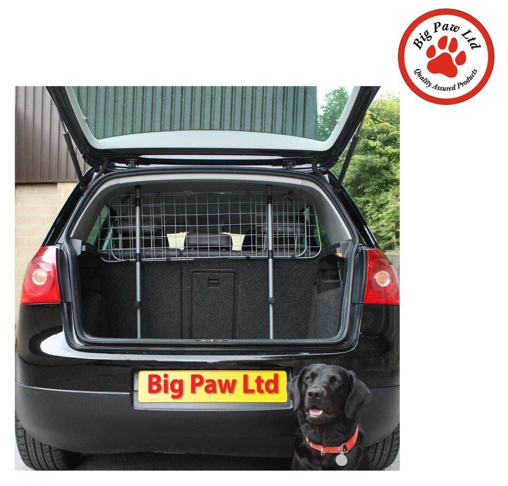 Heavy Duty Mesh Headrest Pet Dog Guard For SKODA RAPID SPACEBACK 13-ON