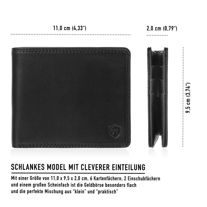 Geldbörse dunkelblau Kunststoff Ein Scheinfach und  8 Münzfächer für Münzen.