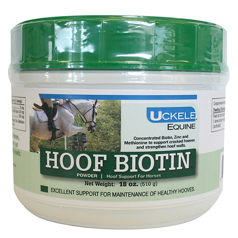 Amazon.com : Hoof Biotin 18 oz : Horse Nutritional Supplements And Remedies  : Sports & Outdoors