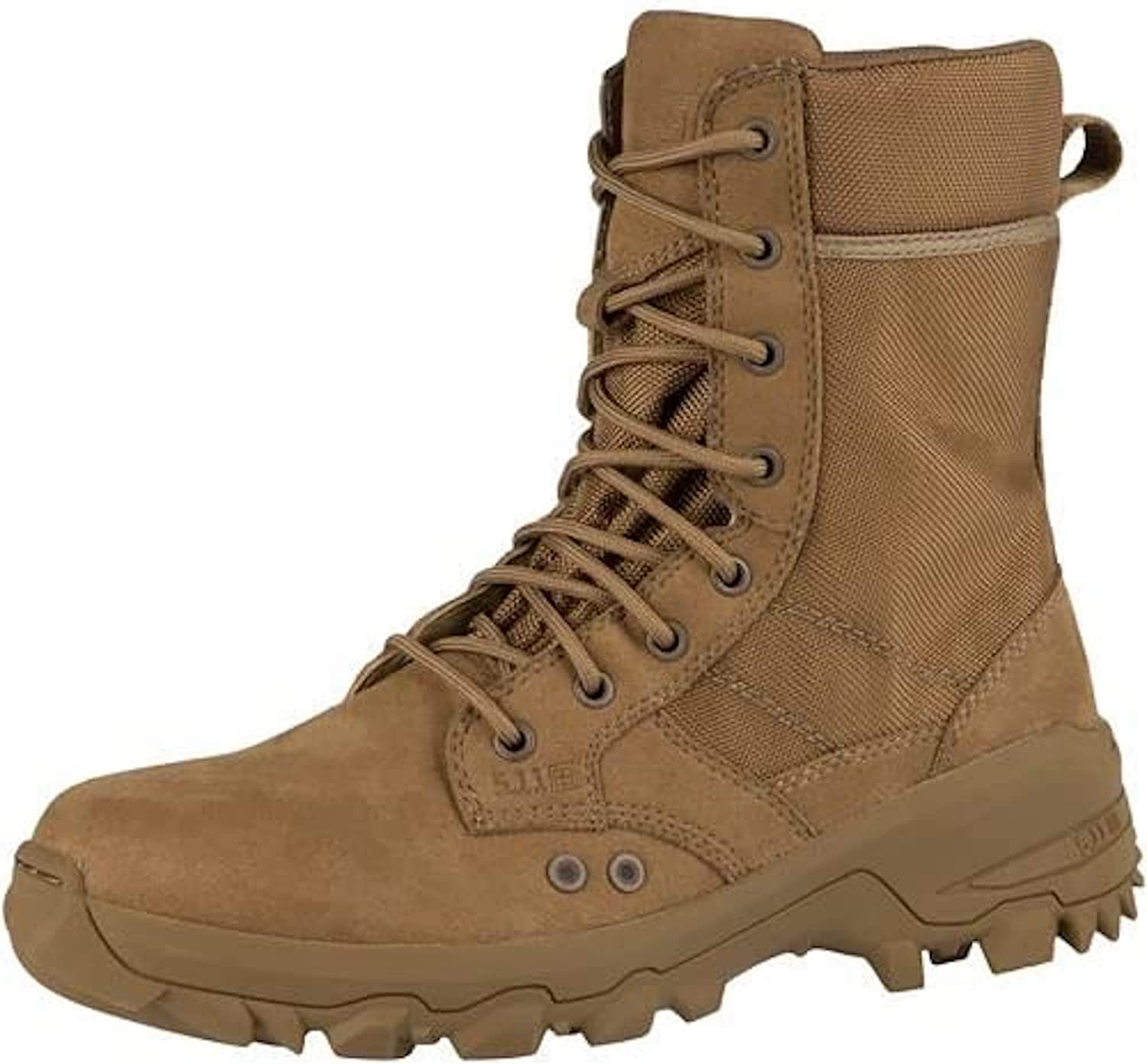 5.11 Men's Speed 3.0 Jungle Tactical Boot Military & Tactical, Equipped with OrthoLite Insoles and Fence-climbing Toes: Shoes