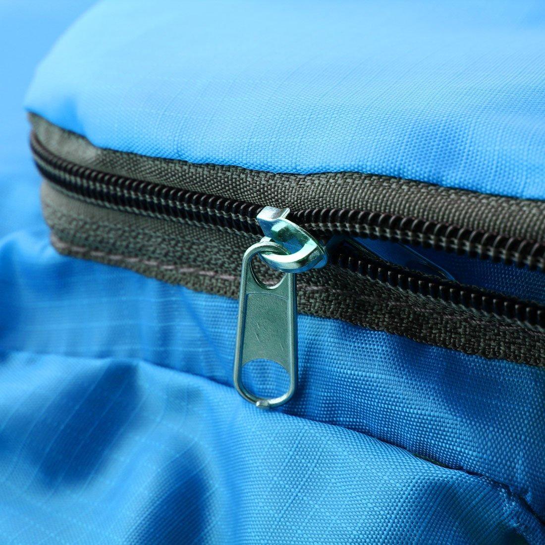 Amazon.com : DealMux Lightweight compactáveis ??pacote ao ar livre Viagem Backpack Caminhadas Camping mochila esporte saco 20L : Sports & Outdoors