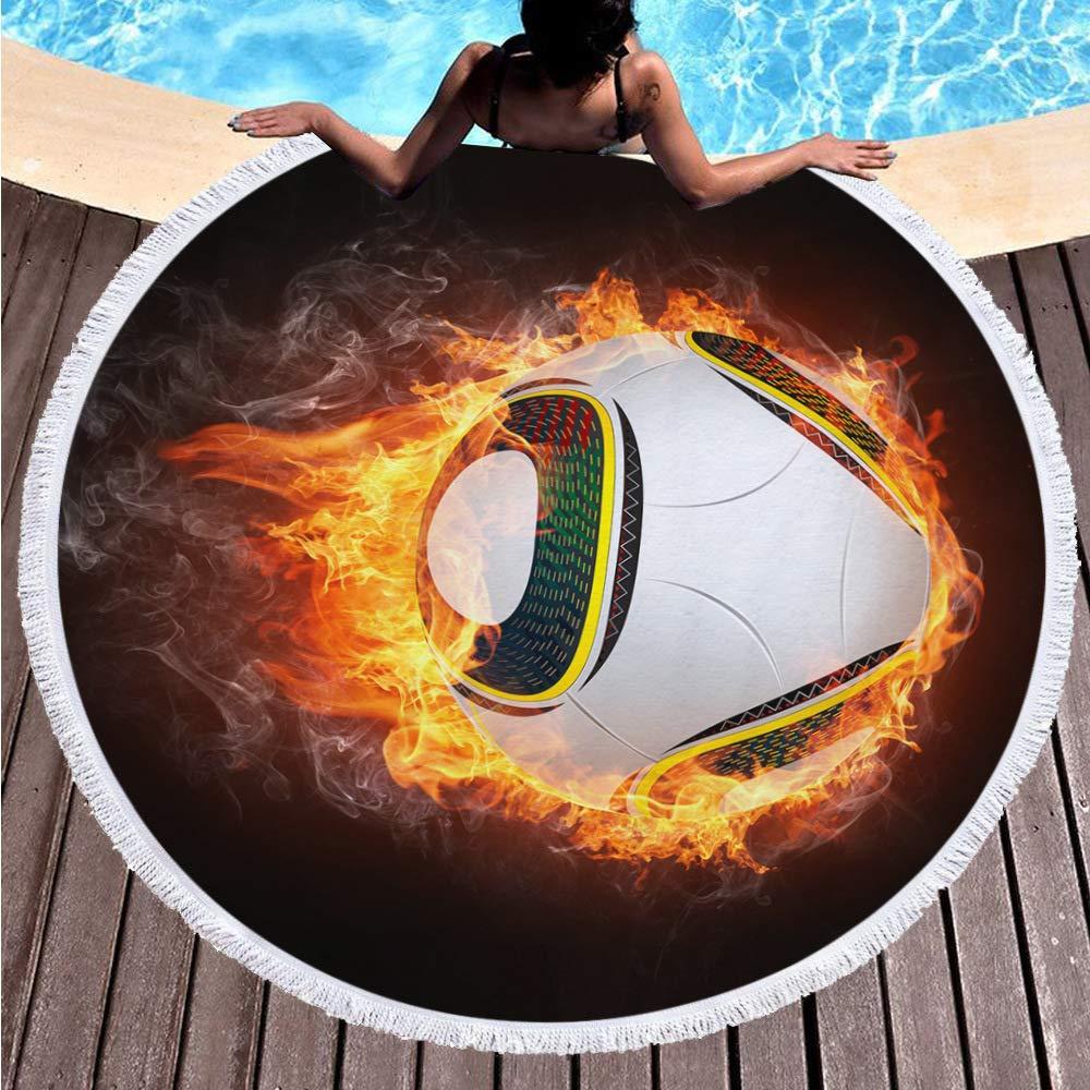WENXIAOXU Manta de Playa Toalla de Playa, de Arena Impermeable ...