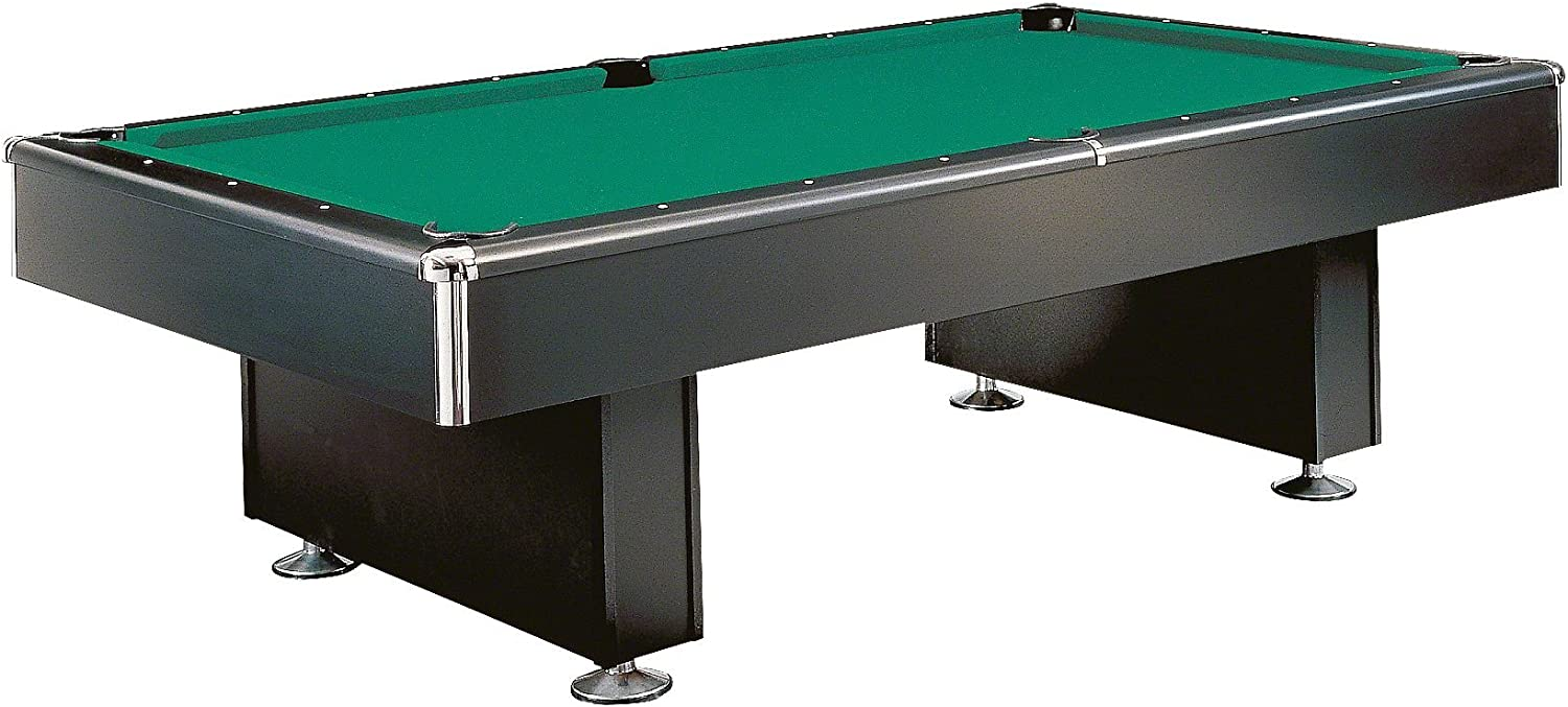 Mesa de billar Black Pool – 8 FT. Mesa de billar: Amazon.es: Jardín