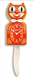 product image for Kit Cat Klock Gentlemen (Orange Game Day)