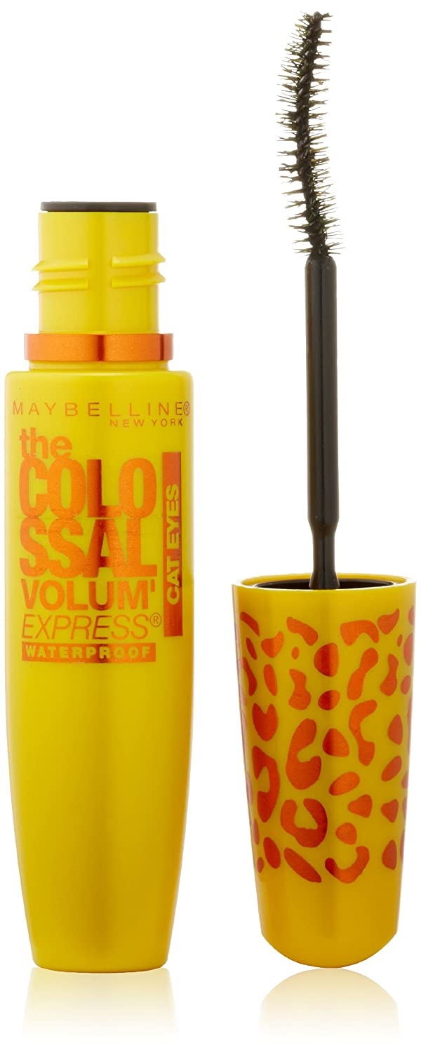7f1f106ad63 Amazon.com: Maybelline Volum' Express The Colossal Cat Eyes ...