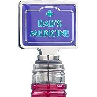 Boxer Gifts Dad's Medicine Novelty Wine Bottle Stopper