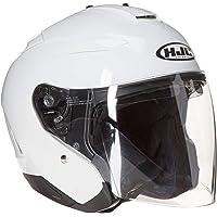 HJC Helmets IS-33 - Casco, Cruiser-Motocicletas, Blanco, Mediano