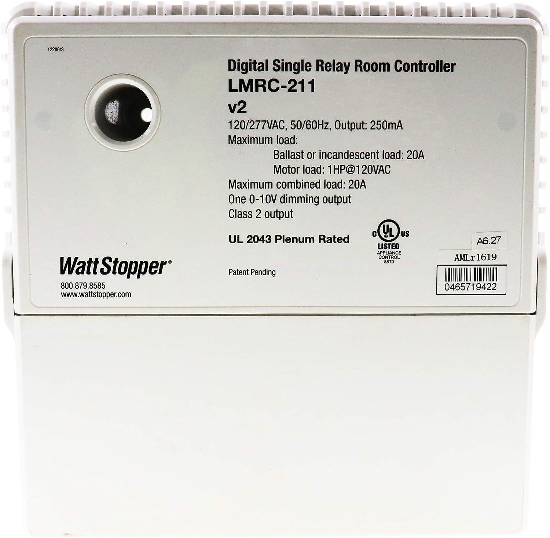 Watt Stopper Relay Control Panel Wiring Diagram
