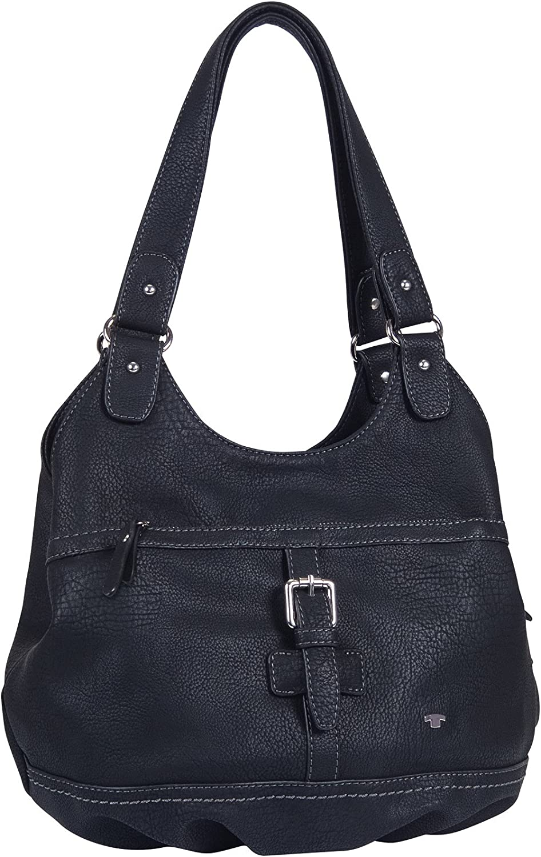 Tom Tailor Acc Carrie 18027 Damen Shopper 36x35x19 Cm B X H X T Schwarz Schwarz 60 Schuhe Handtaschen