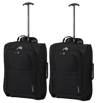 Amazon.com: Conjunto de 2 bolsas de Super ligero equipaje de ...