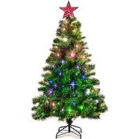 EFORINK Árbol de Navidad Natural Verde Artificial, el