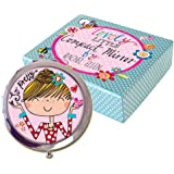 Rachel Ellen Boxed Compact Mirror - 'So Pretty' Girl