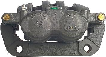 Brake Caliper Unloaded Cardone 18-B4634 Remanufactured Domestic Friction Ready