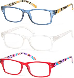 Sweepstakes: Reading Glasses Lightweight Readers For Women Designer Quality...