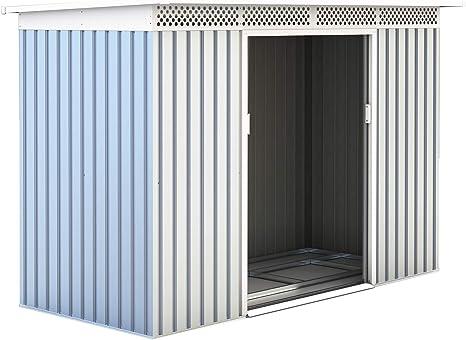 Gardiun KIS12135 - Caseta Metálica Rutland 3, 93 m² Exterior ...