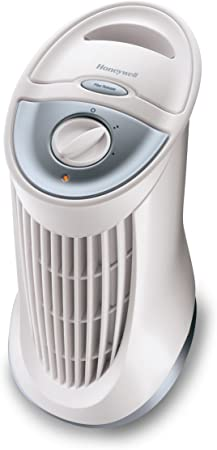 Honeywell HA-010E 40dB 25W Color blanco - Purificador de aire (78 m³/h, 40 dB, 38 m³, Color blanco, 25 W, 4 kg ...