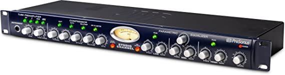 PreSonus Studio Channel Vacuum-Tube Channel Strip