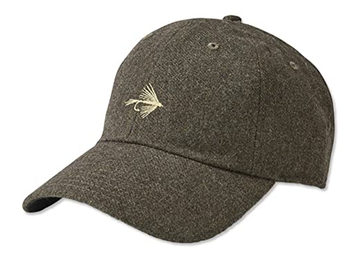 ede2d67f7cbdb Orvis Men s Flannel Battenkill Fly Cap
