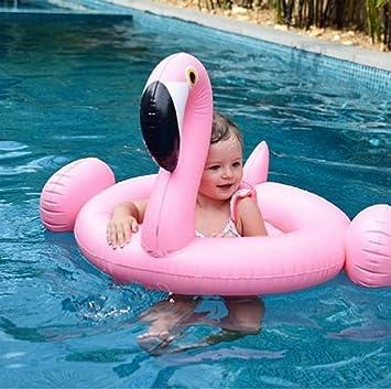 Superior Baby Flamingo Swimming Ring Yosoo Inflatable Swan Swim Float Water Fun Pool  Toys Swim Ring Seat
