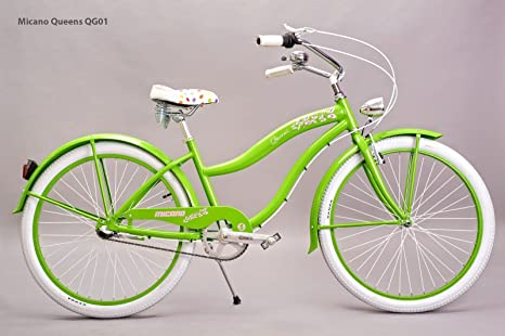micano Queens – Bicicleta cruiser Beach 26