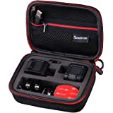 Smatree Carrying Case Compatible for GoPro HERO5 Session/Hero Session-(Camera and Accessories NOT included)